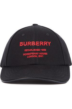 Burberry Cappello da baseball in cotone