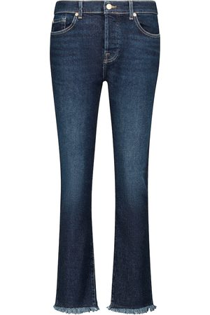 7 For All Mankind Jeans Asher Luxe cropped