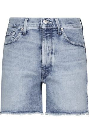 7 for all Mankind Shorts di jeans Billie