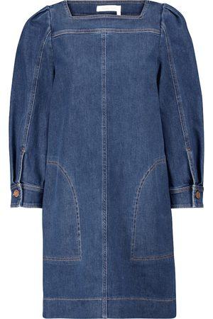 See by Chloé Miniabito di jeans