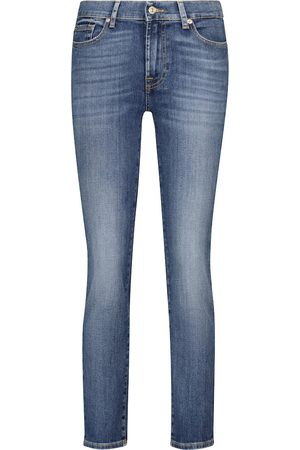 7 For All Mankind Jeans slim Roxanne