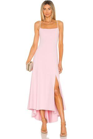 Susana Monaco Donna Vestiti lunghi - Thin Strap Maxi Dress in - Blush. Size S (also in XS).