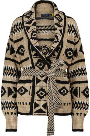 Polo Ralph Lauren Donna Cardigan - Cardigan misto lino e cotone