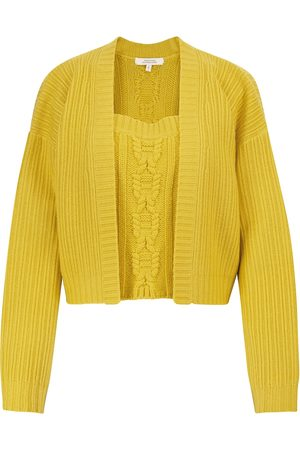 Dorothee Schumacher Completo camisole e cardigan Delightful Match in lana