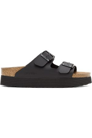Birkenstock Papillio Birko-Flor Narrow Arizona Platform Sandals