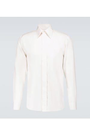 Alexander McQueen Camicia in cotone