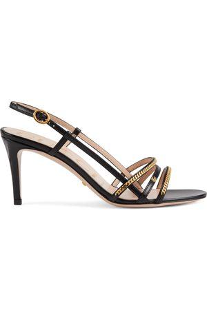 Gucci Donna Sandali - Sandalo donna con catene
