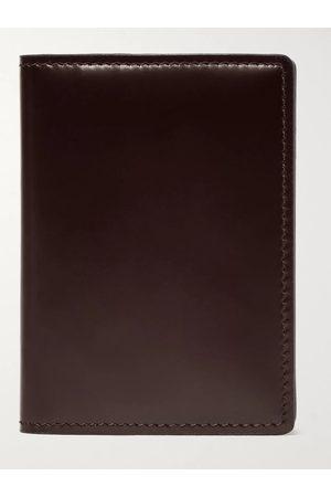 COMMON PROJECTS Uomo Portafogli e portamonete - Leather Bifold Cardholder