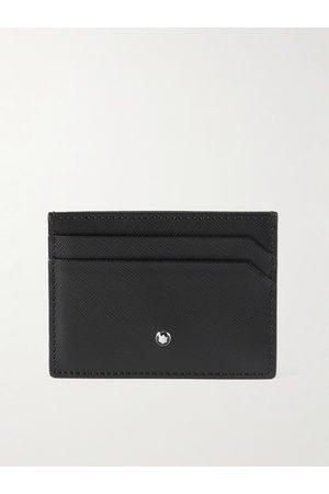 Mont Blanc Uomo Portafogli e portamonete - Full-Grain Leather Cardholder
