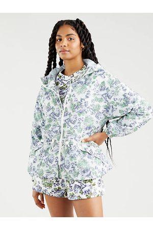 Levi's Donna Outdoor jackets - Mavis Trapeze Windbreaker / Floral Plein Air