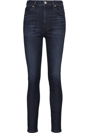Citizens of Humanity Jeans skinny Chrissy a vita alta