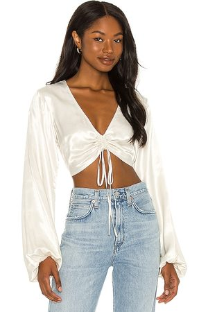 House of Harlow X Sofia Richie Averie Blouse in - . Size L (also in M).