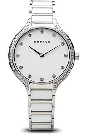 Bering Orologio Analogico Quarzo Donna con Cinturino in Acciaio Inox 30434-754
