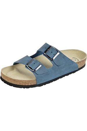Weeger Pantofole - Adulto Unisex 41110 Pantofole - Blu , 36