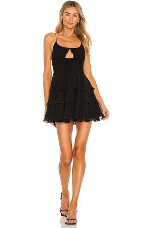Michael Costello X REVOLE Ariana Mini Dress in - . Size L (also in XXS, XS, S, M, XL).
