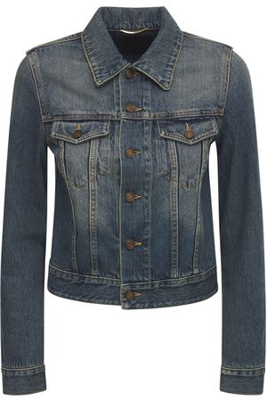 Saint Laurent Donna Giacche di jeans - Giacca In Denim