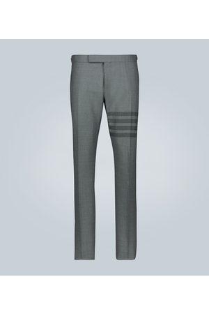 Thom Browne Pantaloni 4-Bar School Uniform