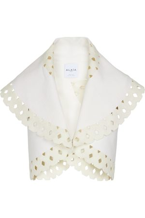Alaïa Edition 2007 - Giacca cropped con cut-out