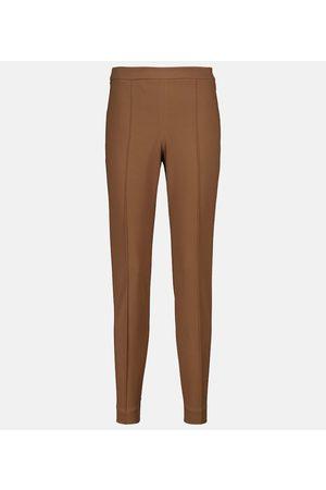 Loro Piana Pantaloni in cotone stretch