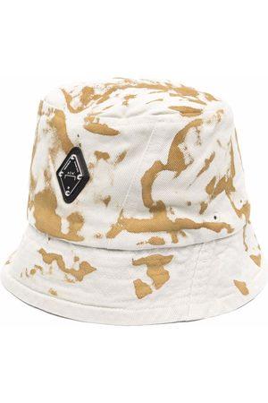 A-cold-wall* Cappello bucket con stampa - Toni neutri