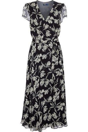 Polo Ralph Lauren Donna Vestiti stampati - Abito midi a fiori