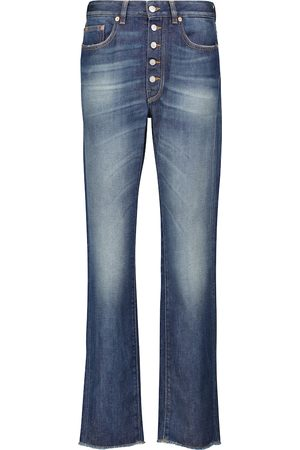 MM6 MAISON MARGIELA Jeans regular a vita alta
