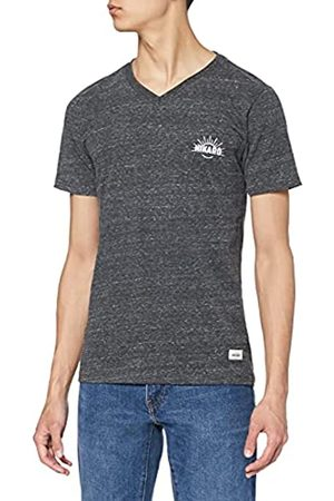 HIKARO T-Shirt con Scollo a V Uomo, , 50
