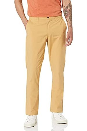 Amazon Athletic-Fit Lightweight Stretch Pant Pants, Grano, 32W / 31L
