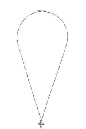 EMANUELE BICOCCHI Uomo Collane - Collana con pendente - Effetto metallizzato