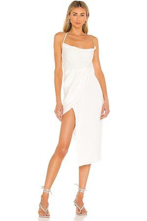 Michael Costello Donna Vestiti longuette - X REVOLVE Tessa Midi Dress in - . Size L (also in XXS, XS, S, M, XL).