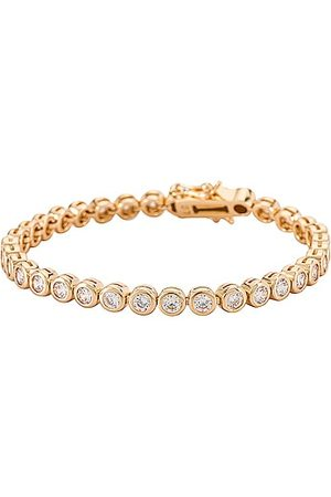 Lili Claspe Donna Bracciali - Reese Tennis Bracelet in - Metallic . Size all.