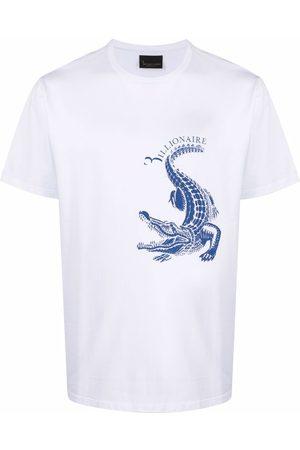 BILLIONAIRE Uomo T-shirt a maniche corte - T-shirt a maniche corte con stampa
