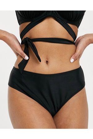 Ivory Rose Taglia Comoda - Slip bikini Mix and Match a vita alta