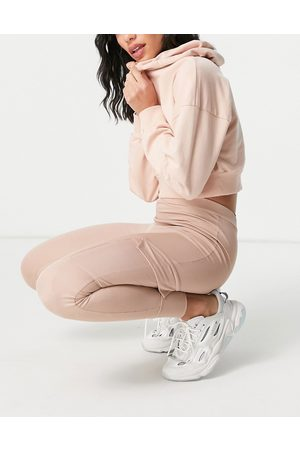 I saw it first Joggers cargo a coste color cammello-Neutro