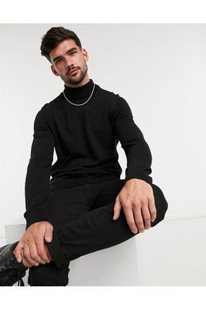 New Look Maglione dolcevita lavorato a maglia