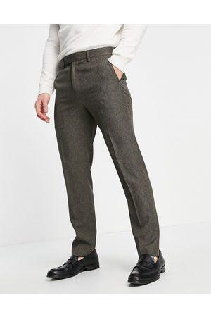 River Island Pantaloni eleganti skinny pied de poule