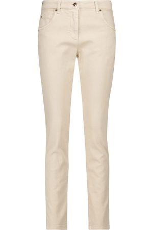 Brunello Cucinelli Jeans skinny a vita alta