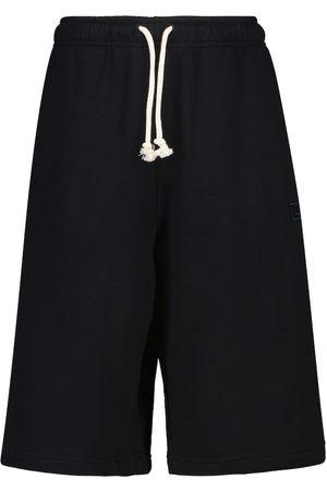 Acne Studios Shorts in jersey di cotone