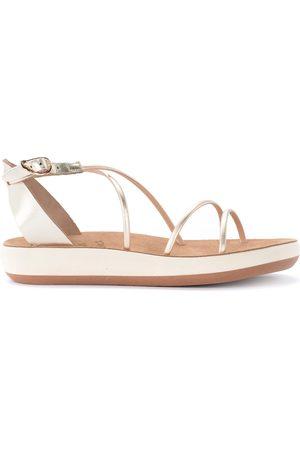 Ancient Greek Sandals Donna Sandali - Sandalo Ancient Greek Anastasia in pelle dorata