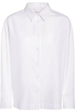 Max Mara Donna Camicie - Camicia In Twill Di Cotone