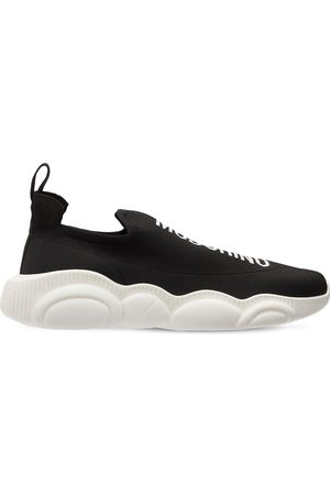 Moschino Donna Sneakers - Sneakers In Maglia 30mm