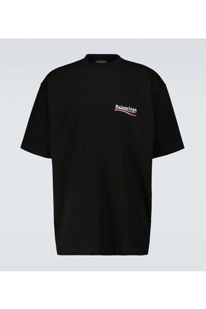 Balenciaga Uomo T-shirt a maniche corte - T-shirt Political Campaign