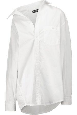Balenciaga Donna Camicie - Camicia in cotone