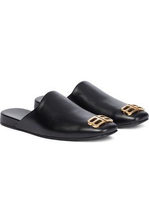 Balenciaga Donna Stringate e mocassini - Slippers Cosy BB in pelle