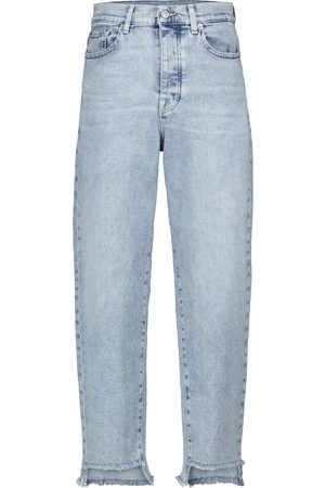 7 for all Mankind Jeans Dylan a vita alta