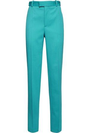 Bottega Veneta Pantaloni Stretch