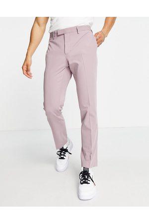 River Island Pantaloni da abito skinny lilla