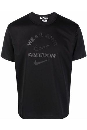 Comme des Garçons T-shirt a maniche corte - T-shirt a maniche corte BLACK COMME DES GARÇONS x Nike