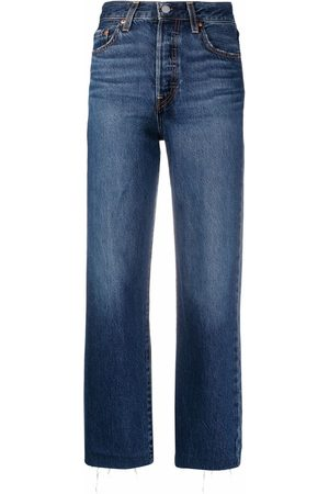 Levi's Jeans dritti a vita alta