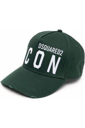 Dsquared2 Uomo Cappelli con visiera - Cappello da baseball Icon con ricamo